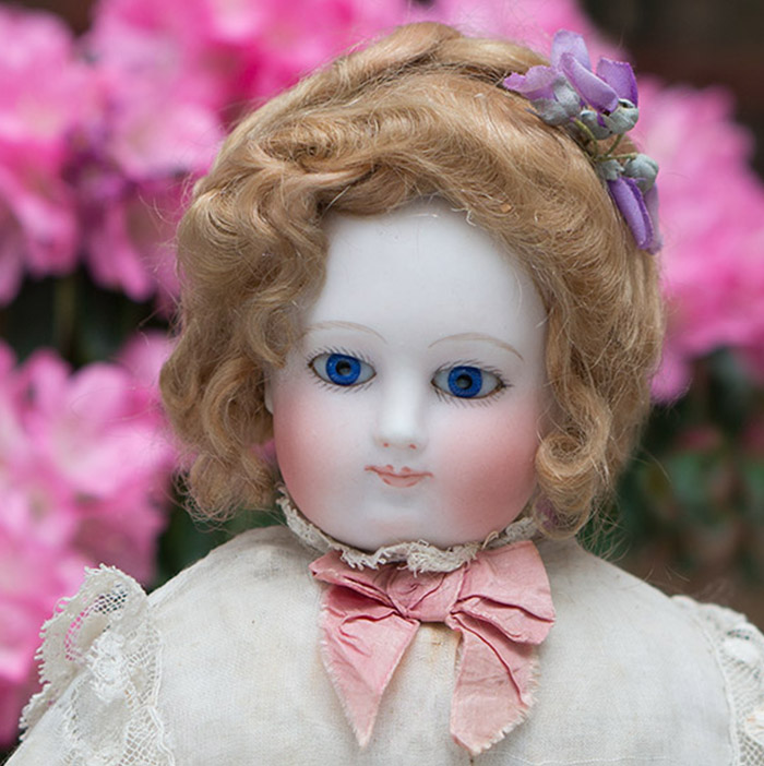 Antique French Fashion doll
