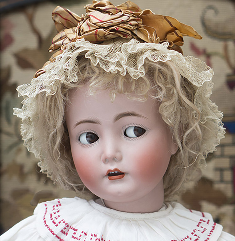 Antique German doll  KR 117N