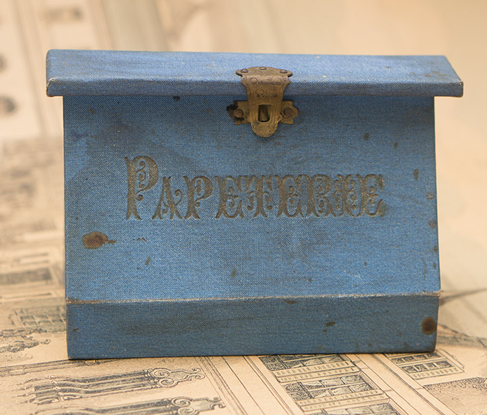 Antique Original French Papeterie