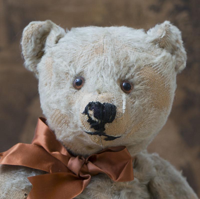 Earky Steiff Bear