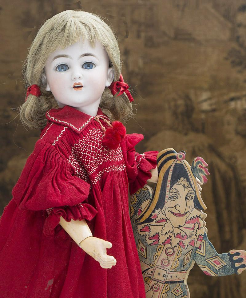 54 см  Модель Санта 1249 в оригинальном платье