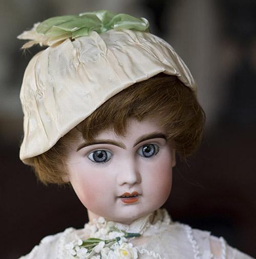 Кукла Jumeau рекламная модель, 61 см