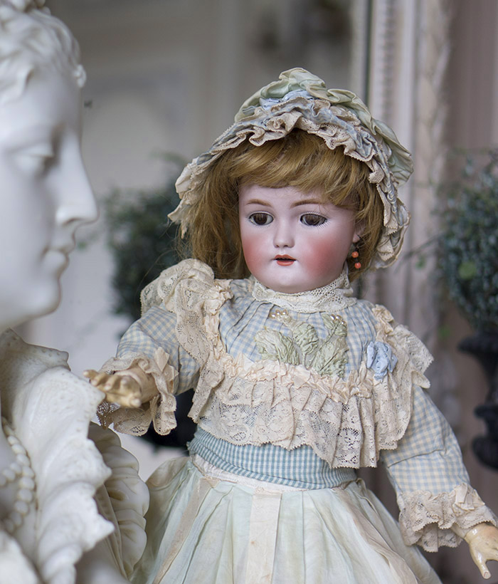 Кукла Simon&Halbig, WSK 54 см, 1890г.