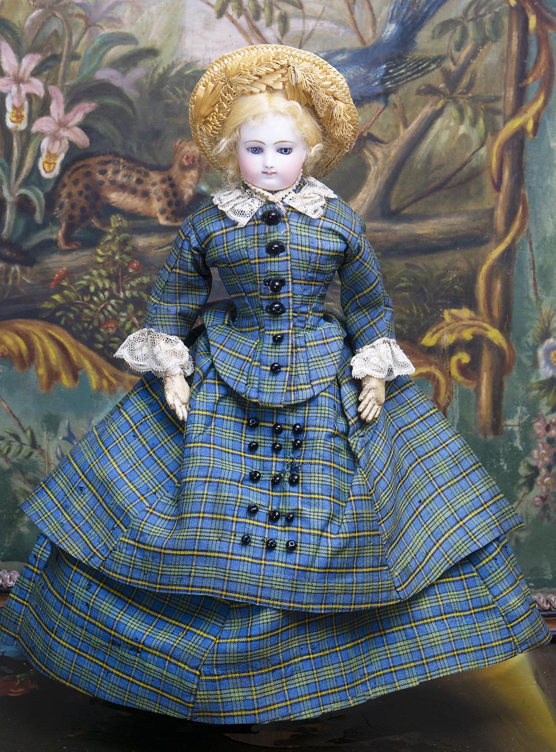 Модная кукла Barrois
