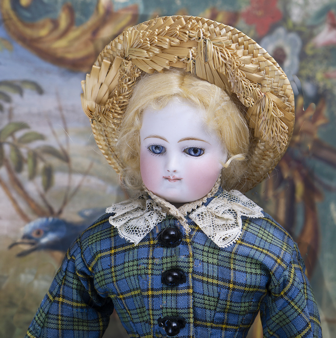 Barrois fashion doll