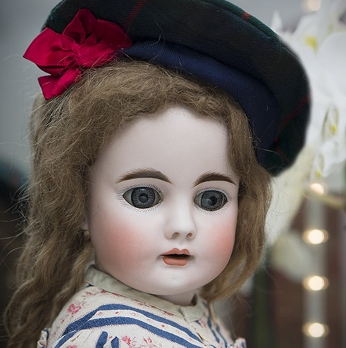 Sonneberg doll by Bahr and Proschild