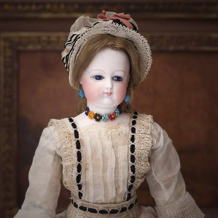 Antique Fashion doll by Brasseur-Videlier