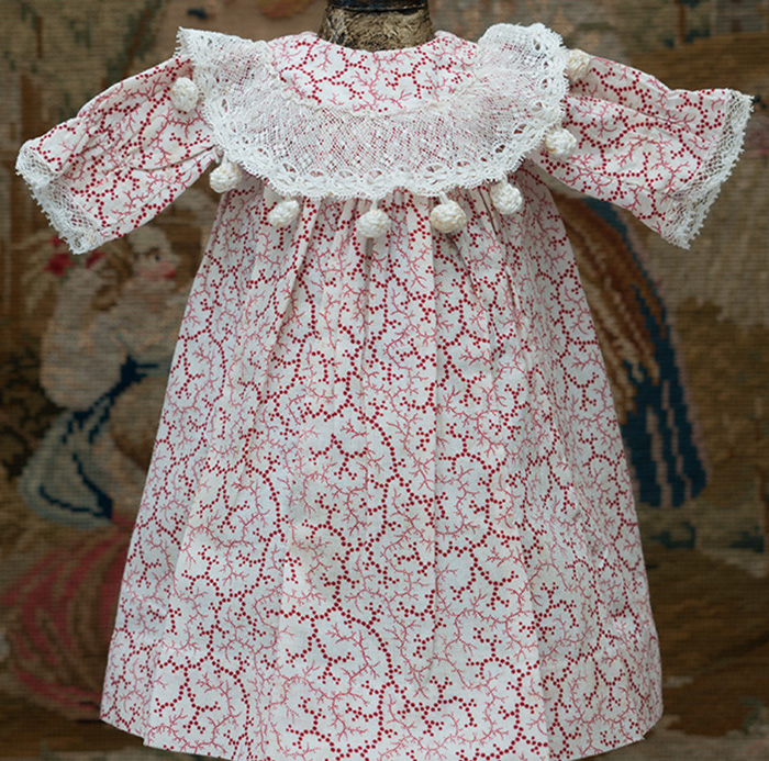 Dress for doll 16-17