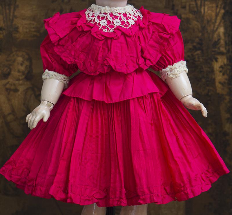 Платье для куклы 63-67 см