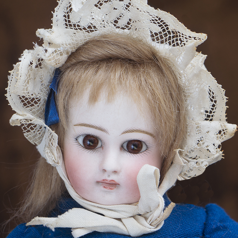 SONNEBERG BISQUE DOLL