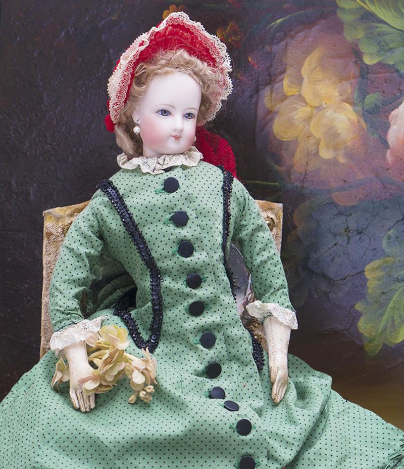 36 см Модная кукла Jumeau