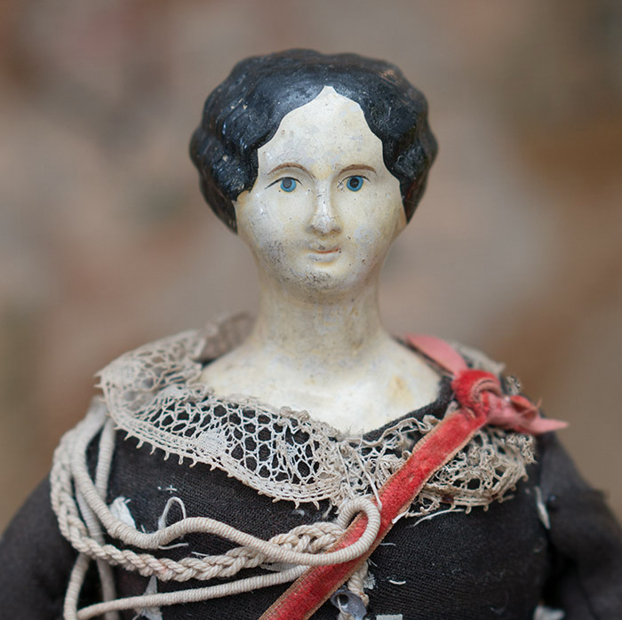Rare Doll in Original Vivandiere Costume