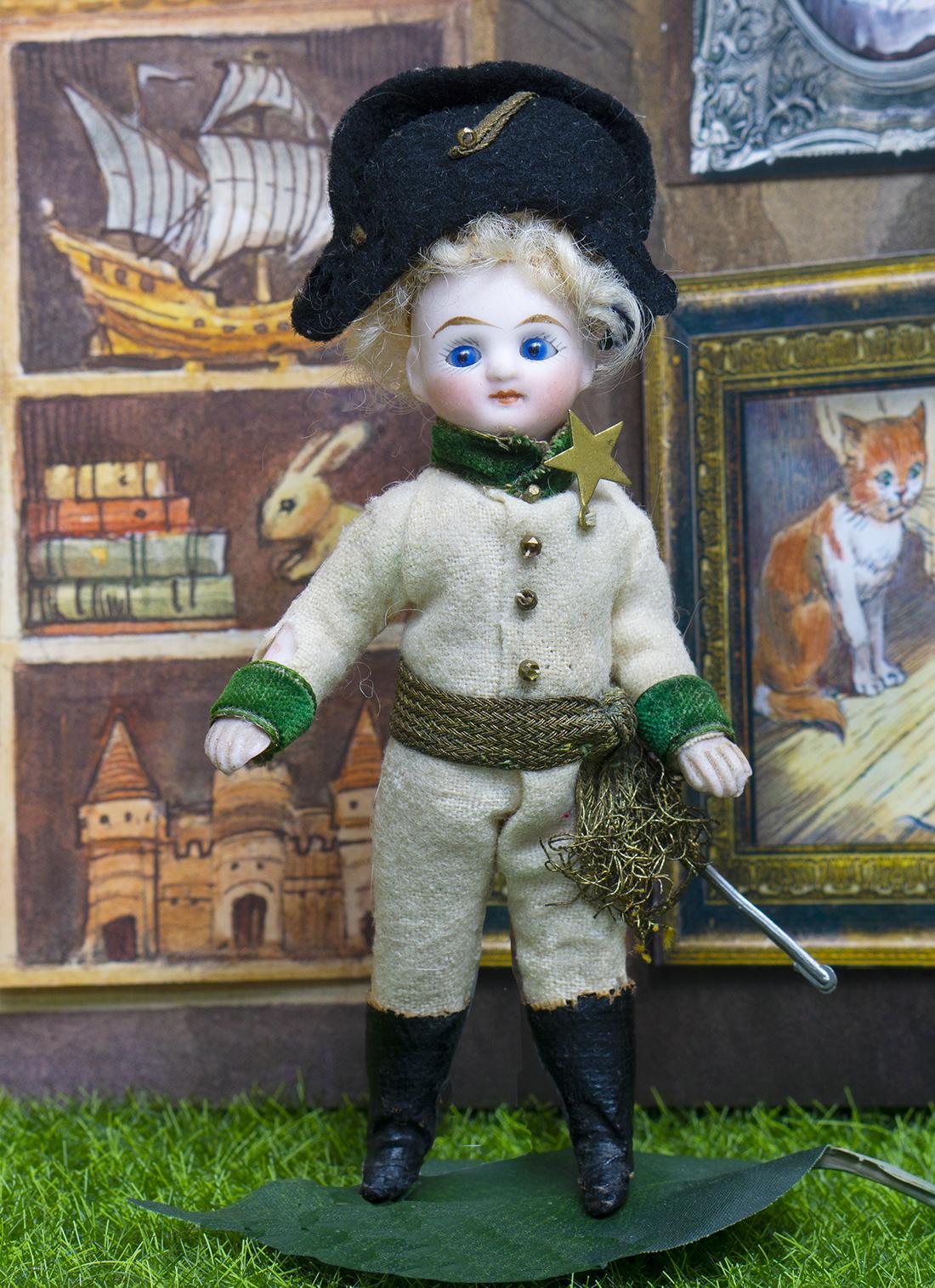 11см Куколка Mignonette Наполеон