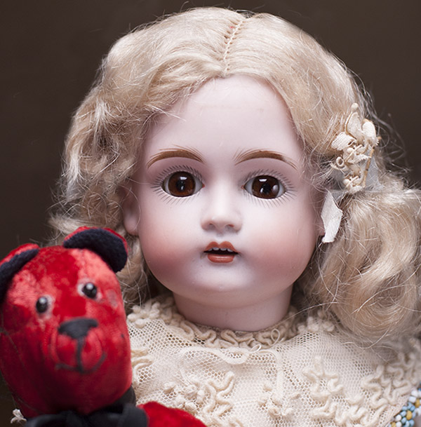 Antique German Child Doll167,by Kestner