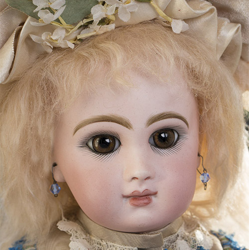 French Jumeau bebe doll