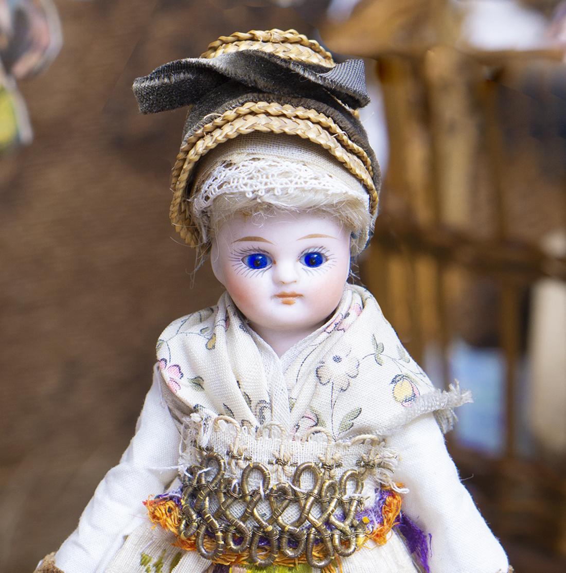 13см куколка Mignonette