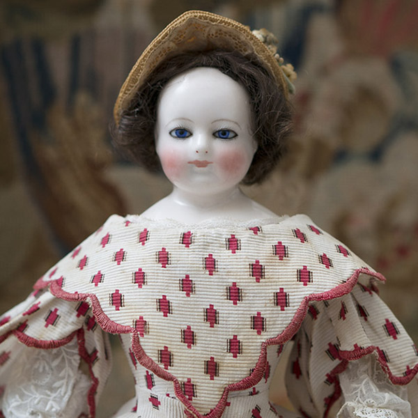 French China Fashion Doll