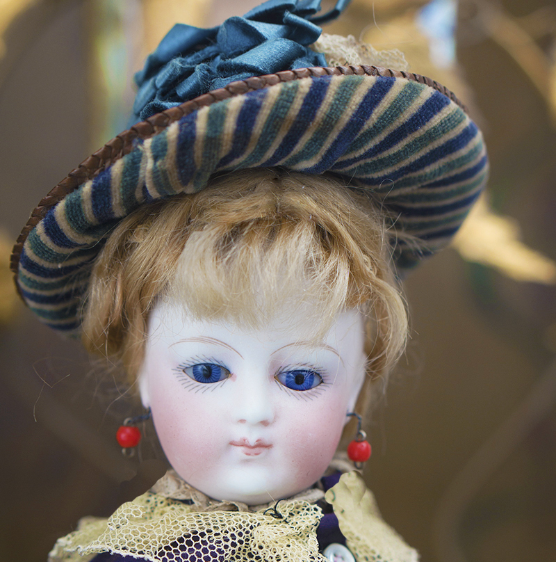 Antique French fashion Child Bru doll