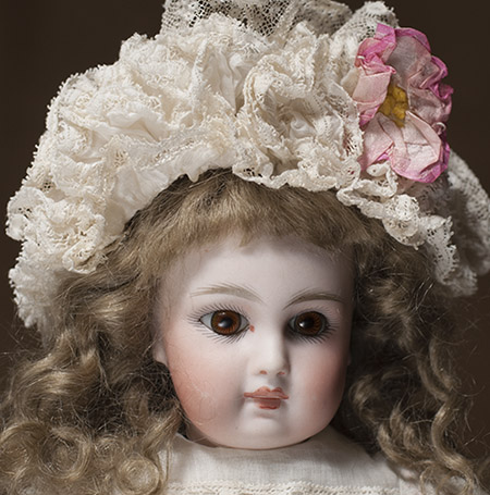 "12"" Lovely German Belton-Style Child Doll"