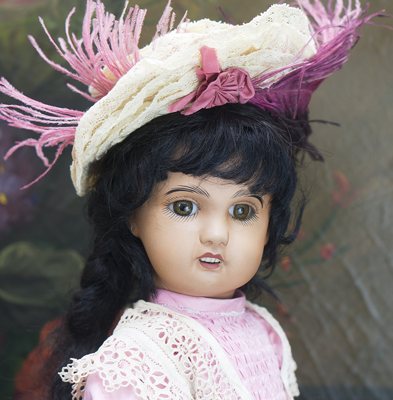 Antique Mulatto SFBJ doll