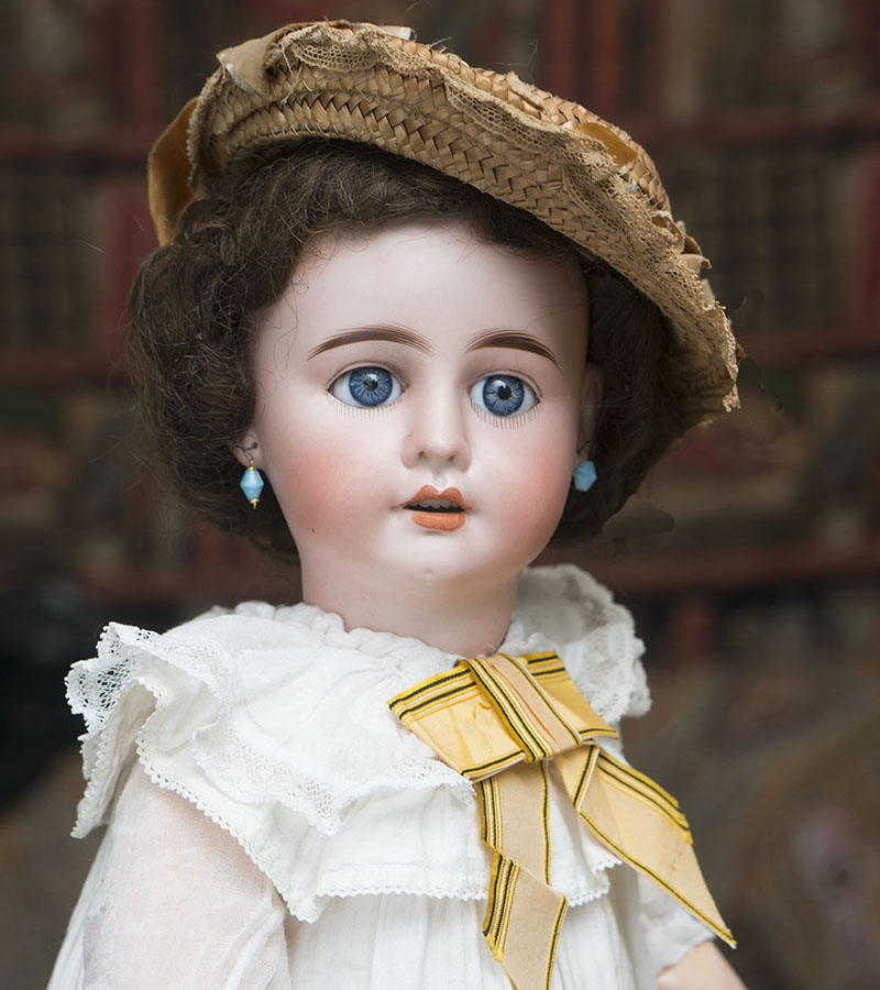 54 см Ходячая и говорящая кукла фирмы Fleischmann  & Blodel