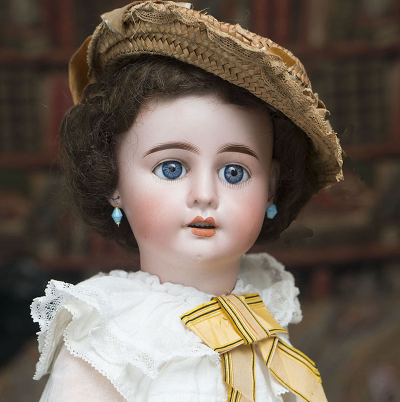 Antique Walking doll