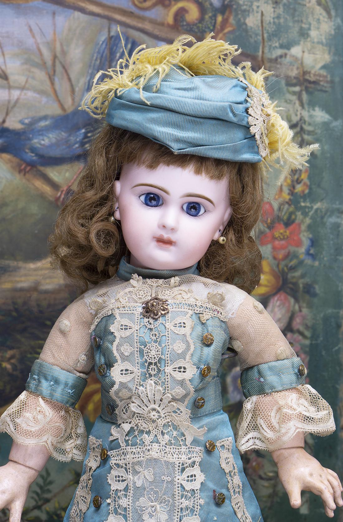 43 cm Кукла Jumeau bebe depose