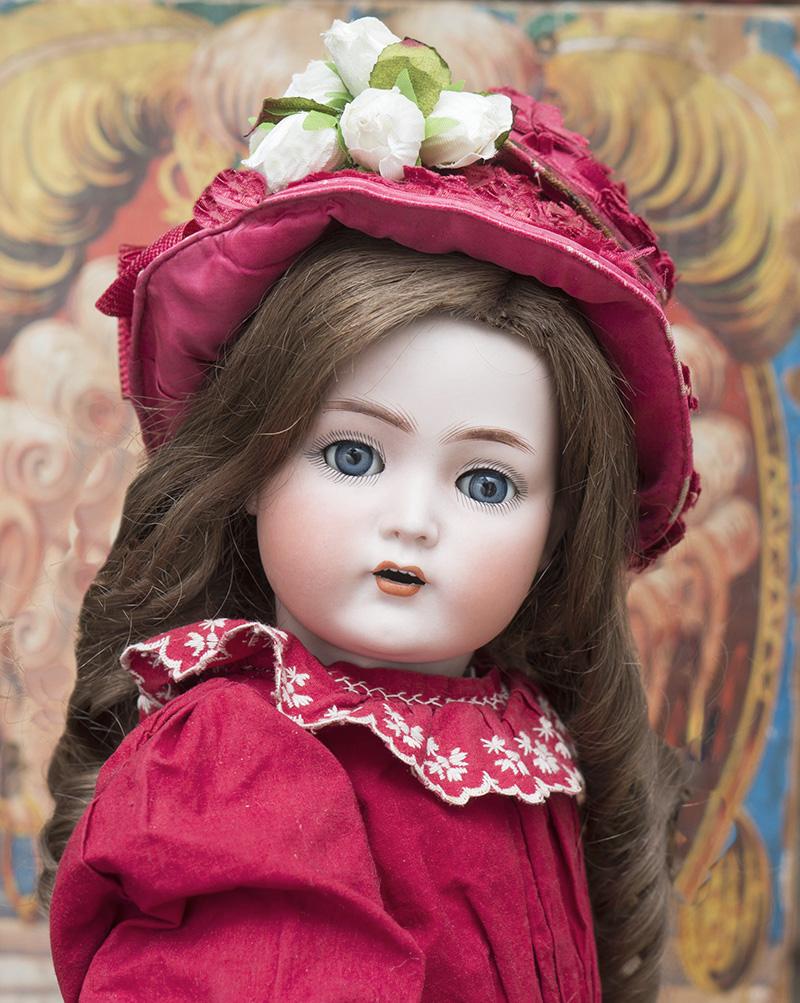 54 см Кукла фирмы Kammer & Reinhardt, модель Mein Liebling, отливка 117 N
