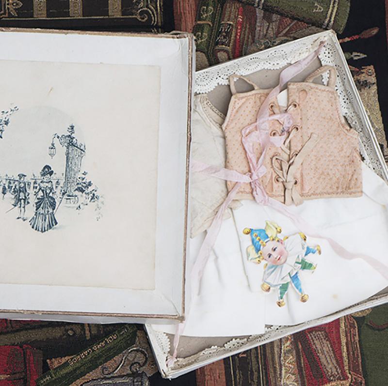 Antique Underwear set