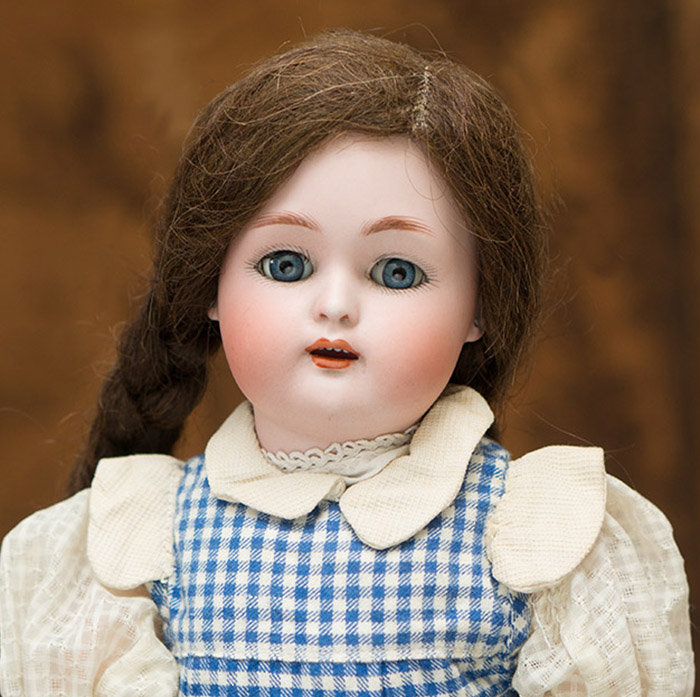 16 in Antique K&R doll