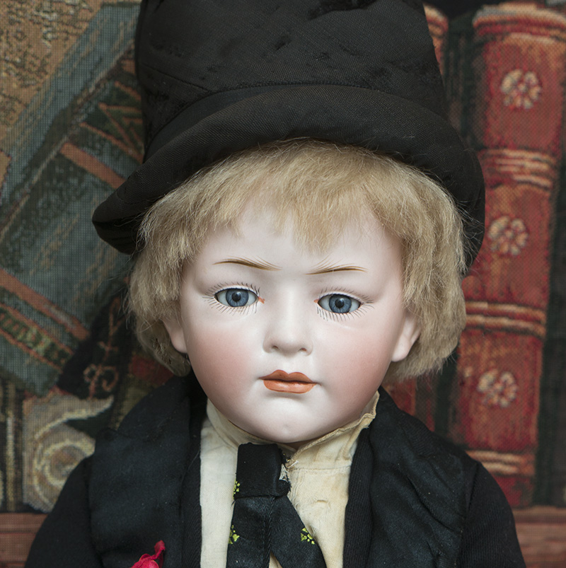 Very Rare Character German doll