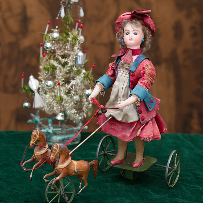 Wonderful French Mechanical Toy