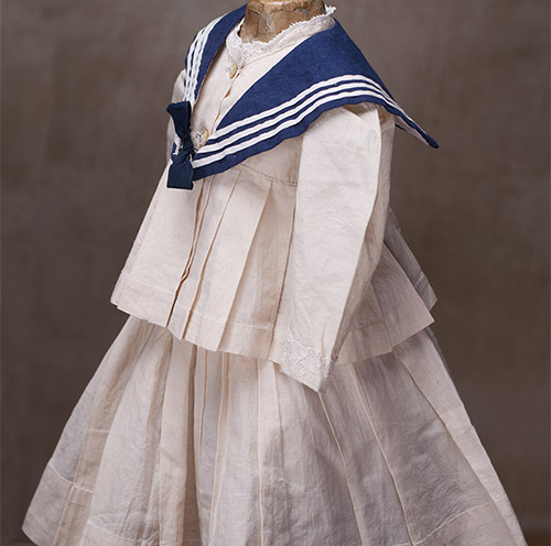 Antique  Sailor Costume