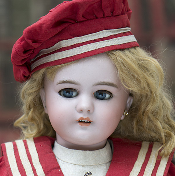 Antique DEP Jumeau Doll