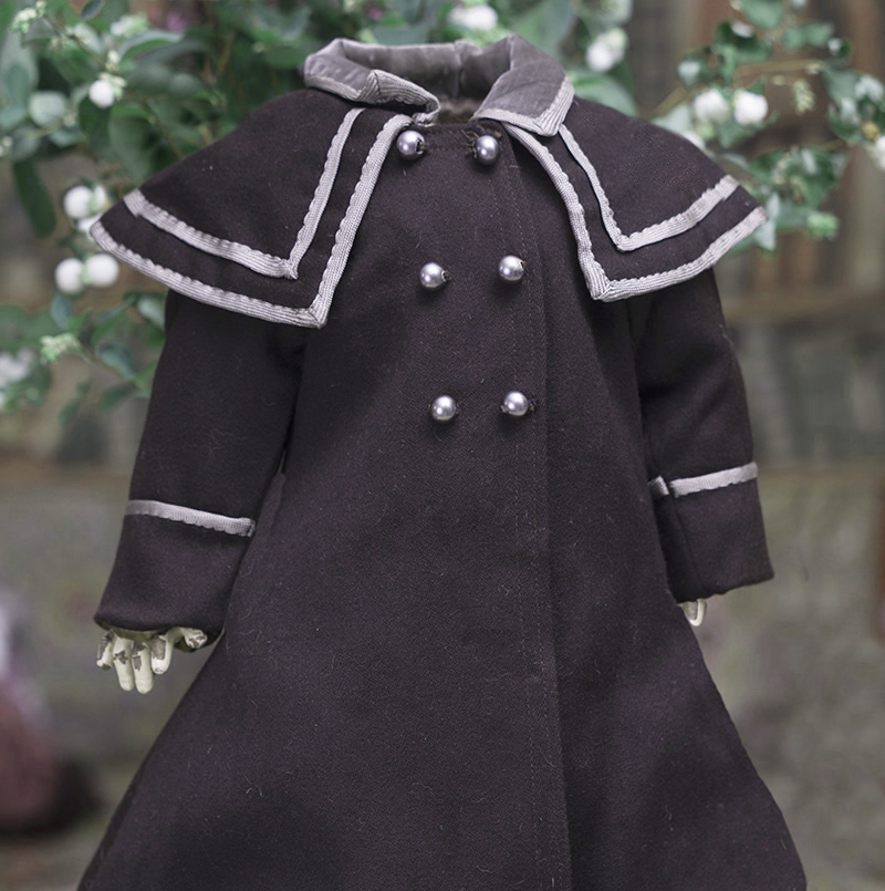 Antique Original Woolen Coat