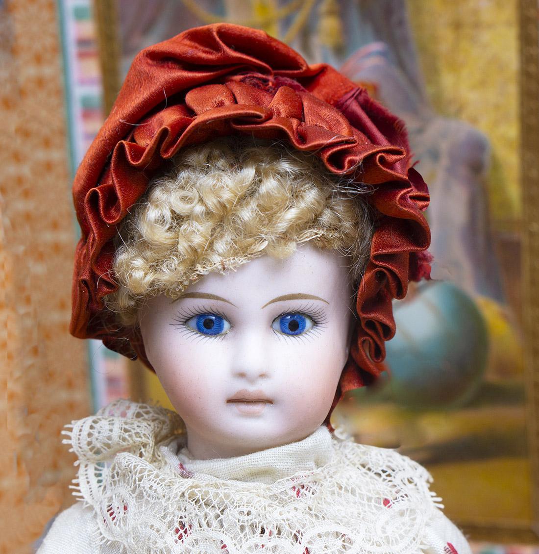 Antique Sonneberg doll
