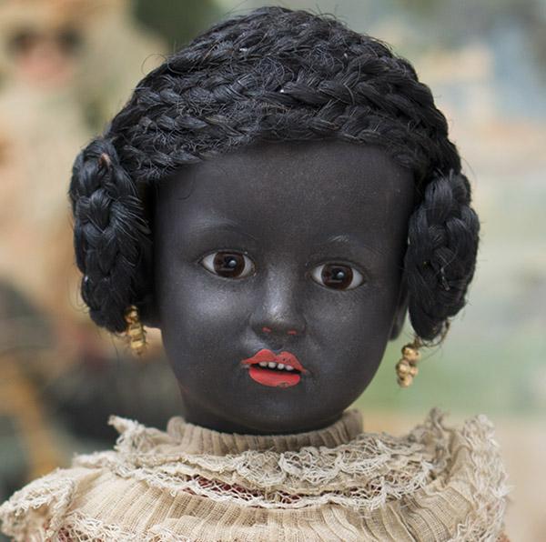 Rare Black doll 1368, Simon&Halbig