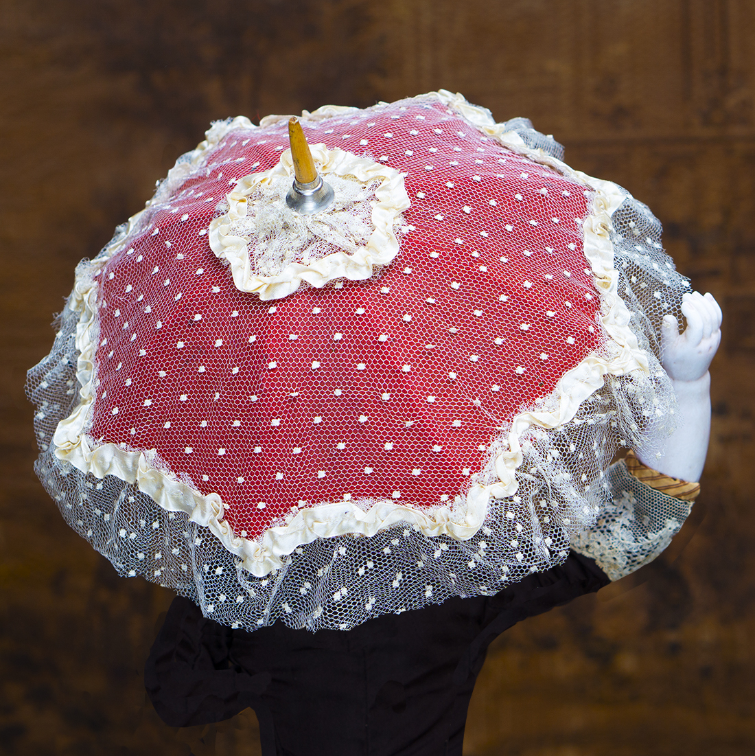 Antique french parasol
