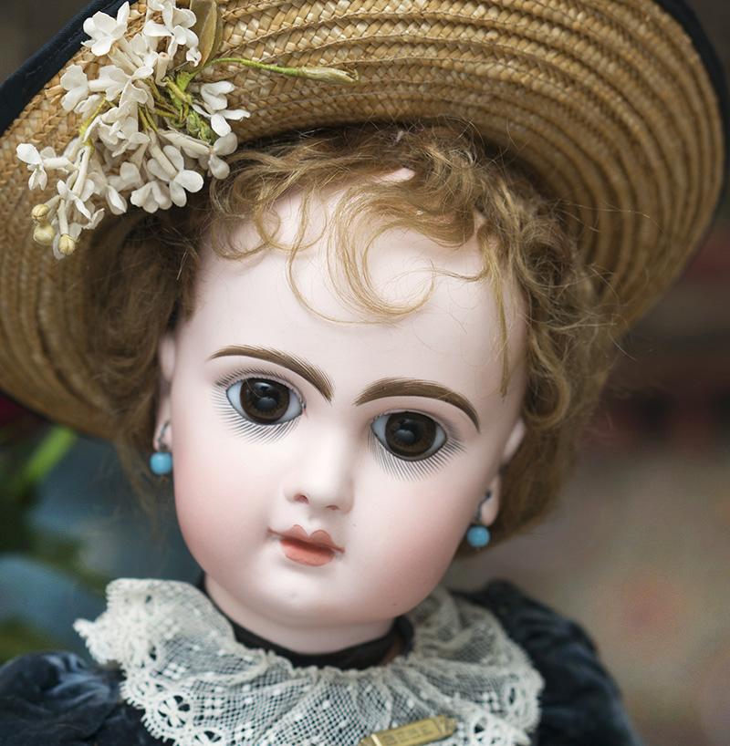 Size 9 Jumeau bebe doll