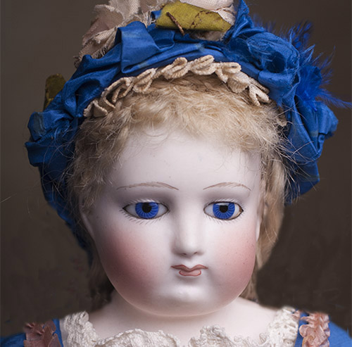 French Fashion doll, Barrois