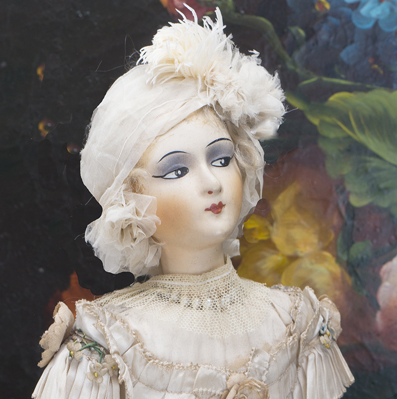 French Boudoir Salon doll