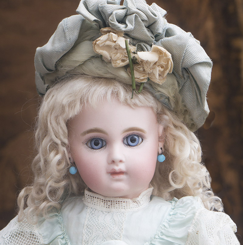 E.J. French bebe Jumeau doll