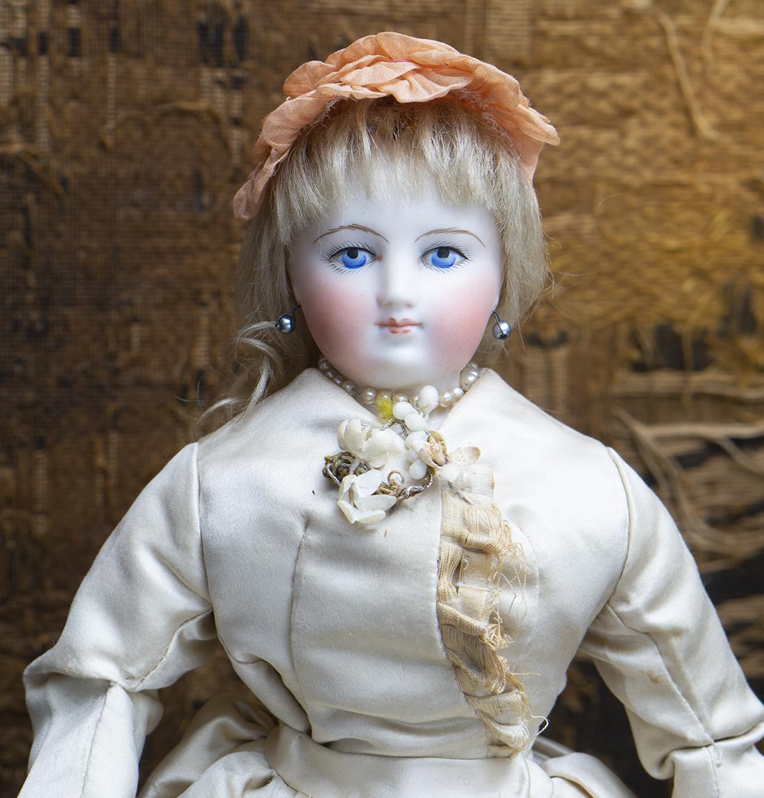 Antique FG doll