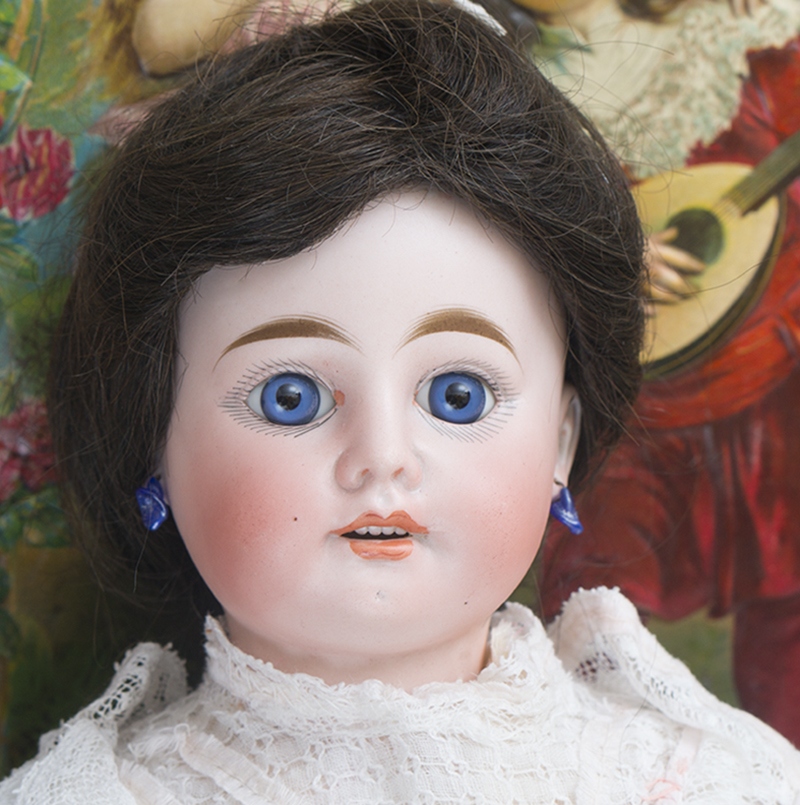 Doll by Fleischmann & Blodel