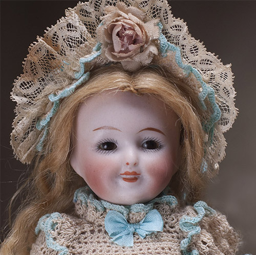 All Bisque Kestner doll