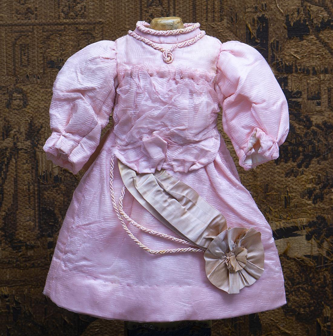 Antique doll dress