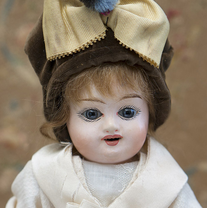 Antique French Doll TETE L AVENIR
