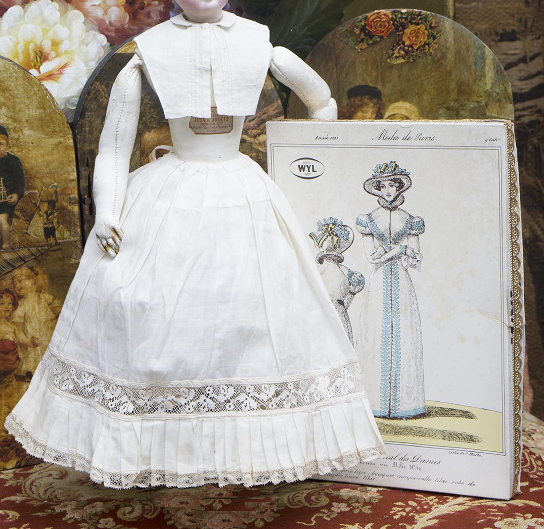 Antique doll set