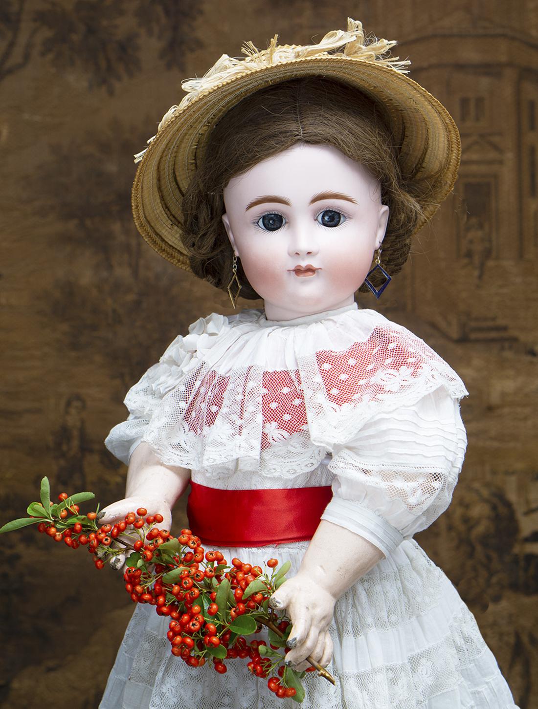 66см Большая Немецкая кукла КЕСТНЕР модель 103
