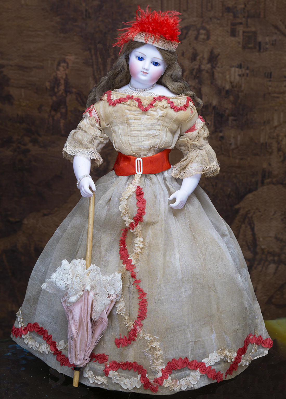 43 см Редчайшая Модная кукла DIMIER
